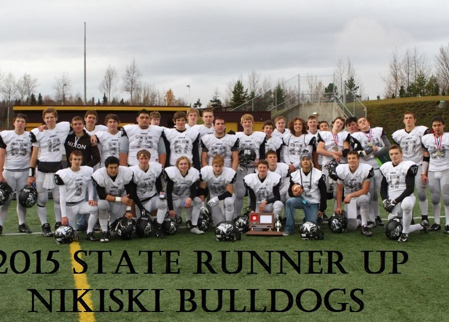 15 State Runner up team