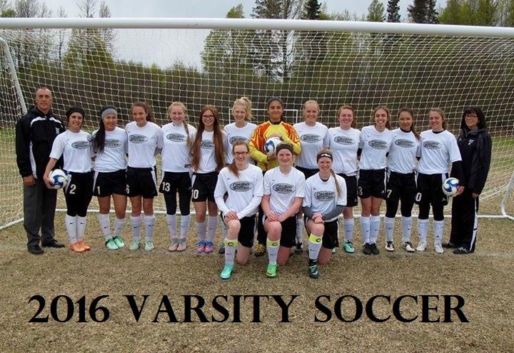 16 Soccer Varsity Girls