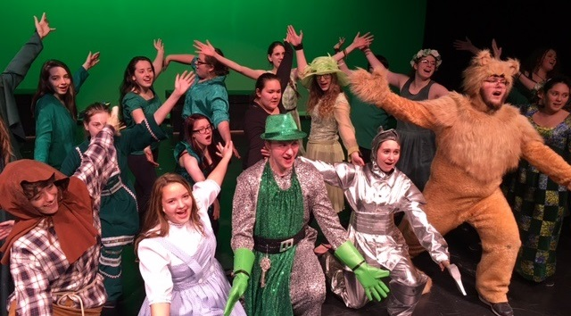 2016 WIZARD OF OZ
