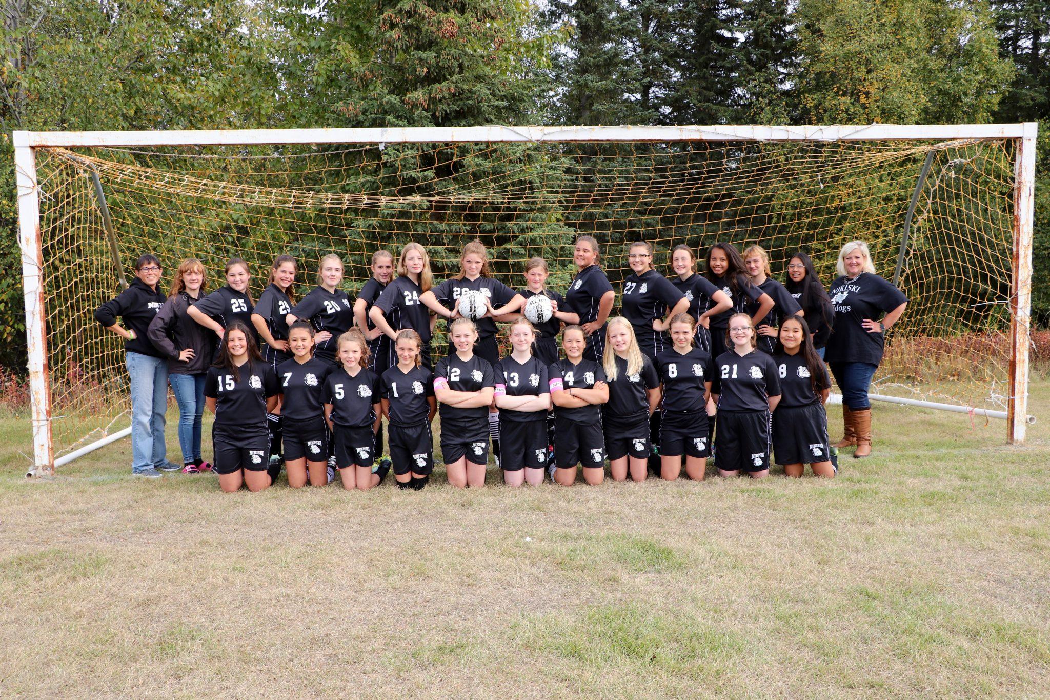 2020 Team w uniform
